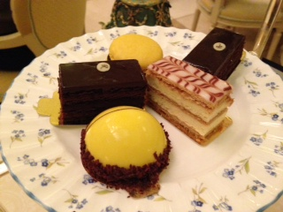 Incredible pastries to indulge in.