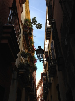Old Town, Seville