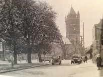 A few years later, St. Mary's Church in 1950.