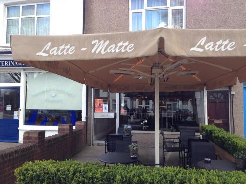 Latte Matte of Northfields.