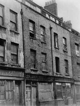 Hanbury Street 1970s