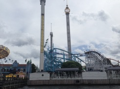 Grona Lund: an amusement park in Djurgarden.