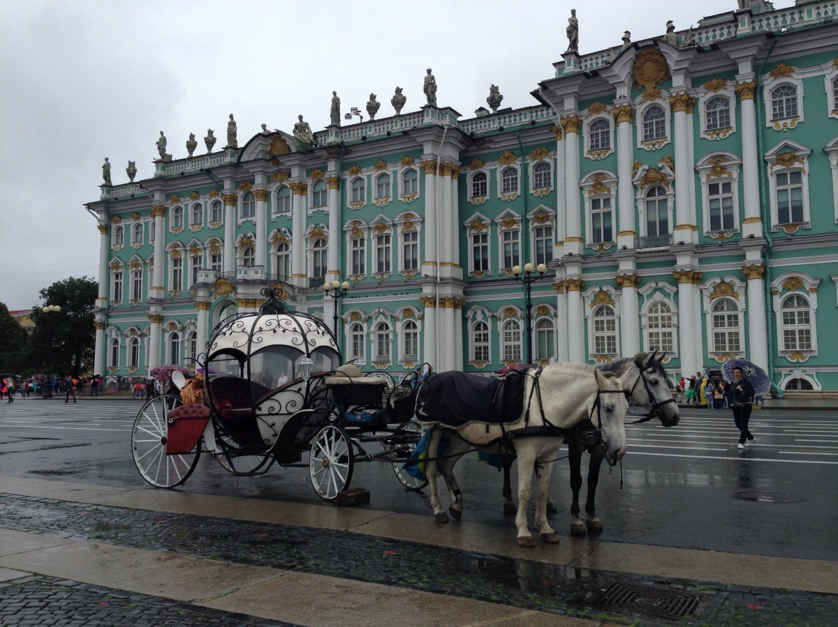 Russia Doesn't Make it Easy: Traveling to St. Petersburg