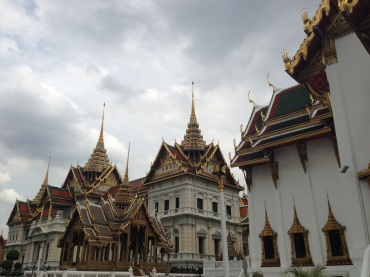 The royal residences.
