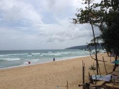 Picturesque Kata Beach.
