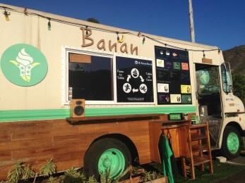 The Banan truck!
