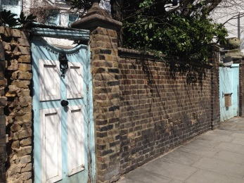Durham Cottage, Vivien Leigh and Laurence Olivier's London home.