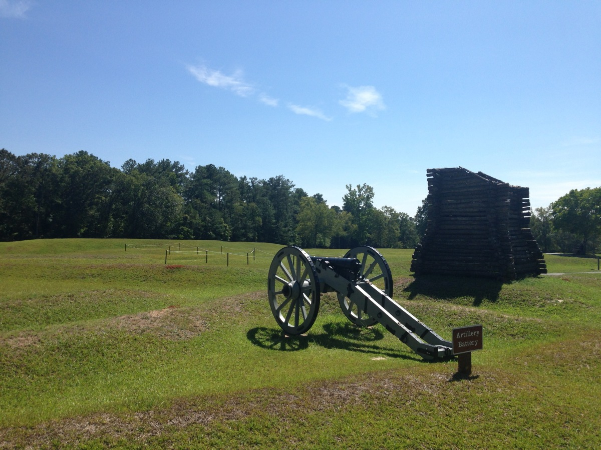 Revolutionary War Battlefields in the South Carolina