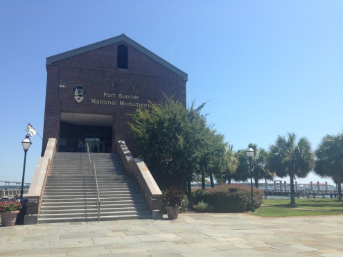 Fort Sumter National Monument.