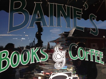 A main hub in Appomattox: Baine's Books and Coffee.