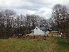 The Johnson Family homestead.